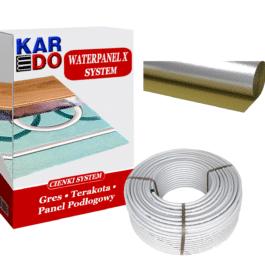 System KARDO Waterpanel X –12 m2– pod panele podłogowe   W ZESTAWIE TANIEJ